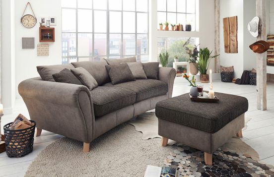 Big Sofa Calia von Sit and More