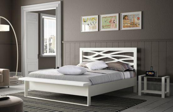 Gästebett Brio von résistub in Weiß