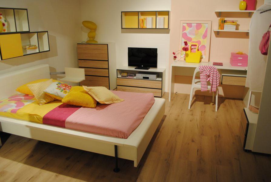 Jugendzimmer von Röhr-Bush