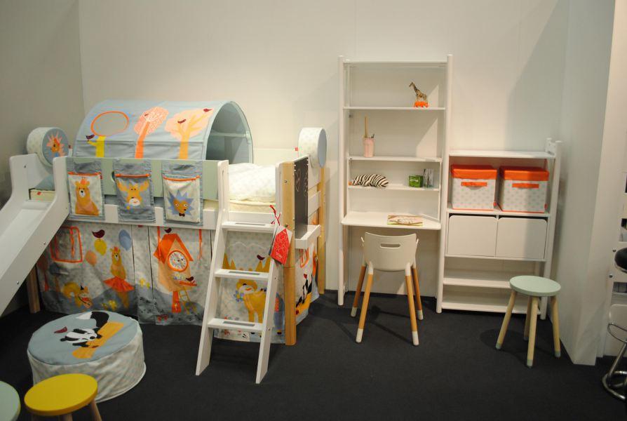 Kinderzimmer von Flexa