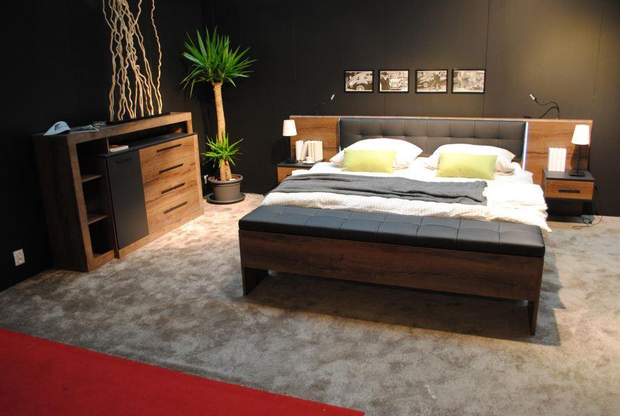 Schlafzimmer von Forte