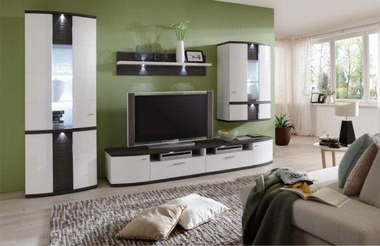 Modulare Wohnwand Cabana von Ideal Möbel