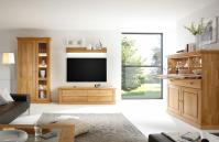 Modulare Wohnwand Prato von Decker