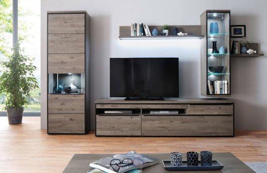 Modulare Wohnwand Avignon von MCA Furniture