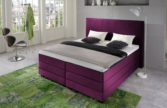 Napco Beds Boxspringbett Vogue