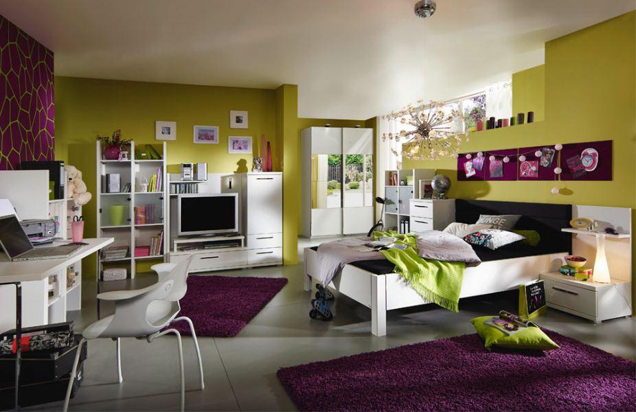 Jugendzimmer Nice4home von Rauch Dialog