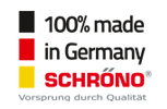 Logo Schröno - 100 % made in Germany