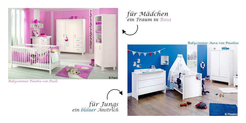 babyzimmer von paidi und pinolino online m bel magazin. Black Bedroom Furniture Sets. Home Design Ideas