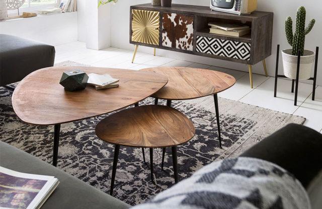 Beistelltische This & That von SIT Möbel
