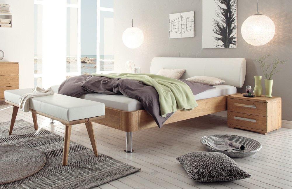 Schlafzimmer Oak-Bianco von Hasena
