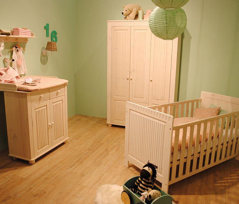 Babyzimmer von Euro Diffusion