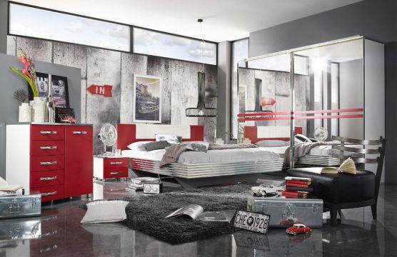 Schlafzimmer Cubana von Rauch Select