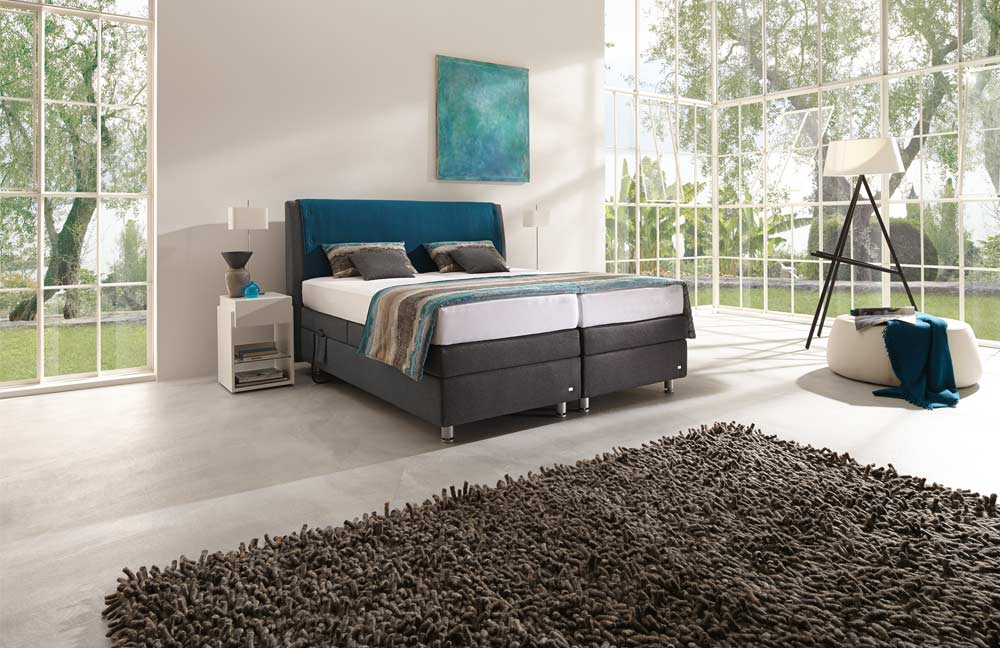 ruf betten boxspring bett. Black Bedroom Furniture Sets. Home Design Ideas