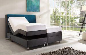 Boxspringbett Veronesse von RUF|Betten mit elektronischer Kopf- und Fußteilverstellung