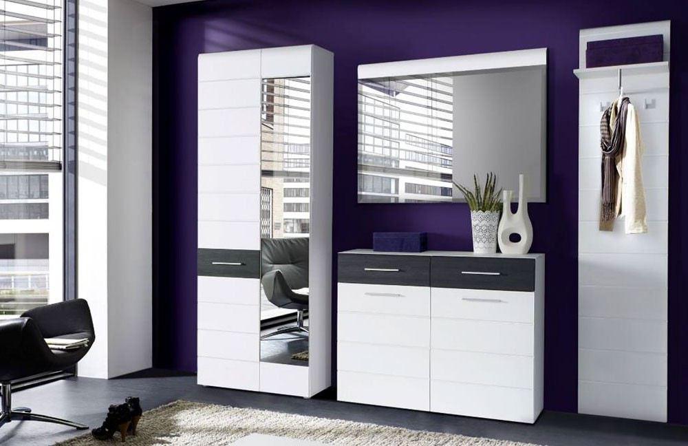 die erste eigene wohnung kommoden garderoben. Black Bedroom Furniture Sets. Home Design Ideas