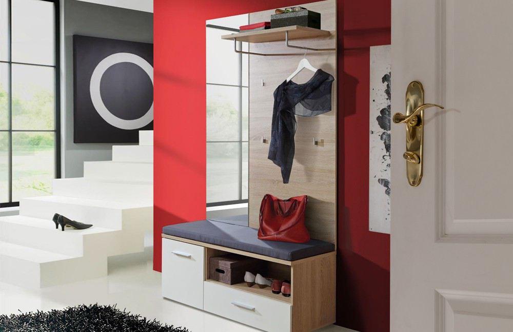 Garderobe Baku von Forte