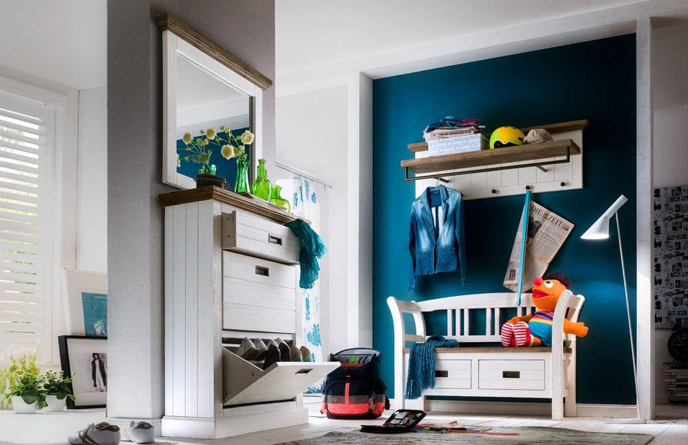einrichtungsideen f r flur diele online m bel magazin. Black Bedroom Furniture Sets. Home Design Ideas