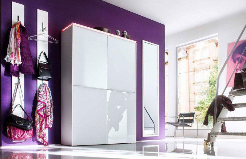 Flurgarderobe Multi-Color Gloss von Wittenbreder