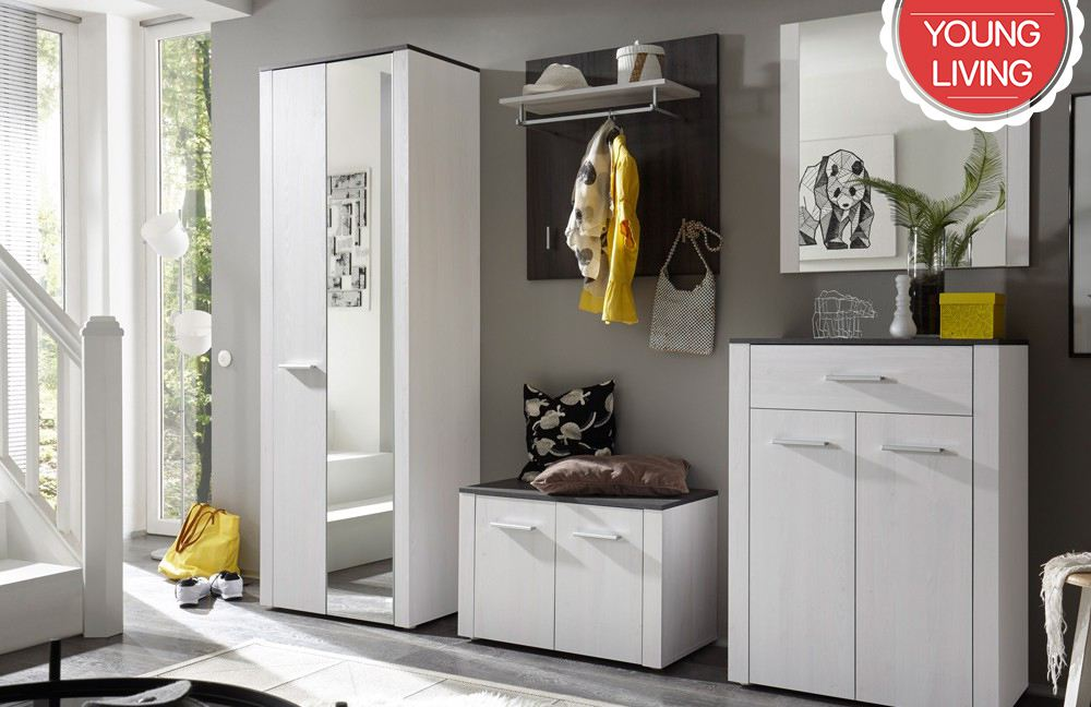 Die erste eigene wohnung kommoden garderoben for Garderoben kommoden