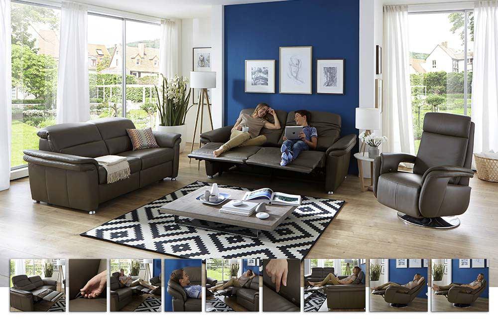 POLINOVA - Polstermöbel aus Echtleder   Online Möbel Magazin