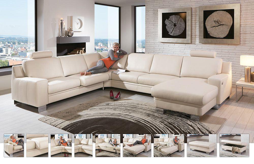 polinova polsterm bel aus echtleder online m bel magazin. Black Bedroom Furniture Sets. Home Design Ideas