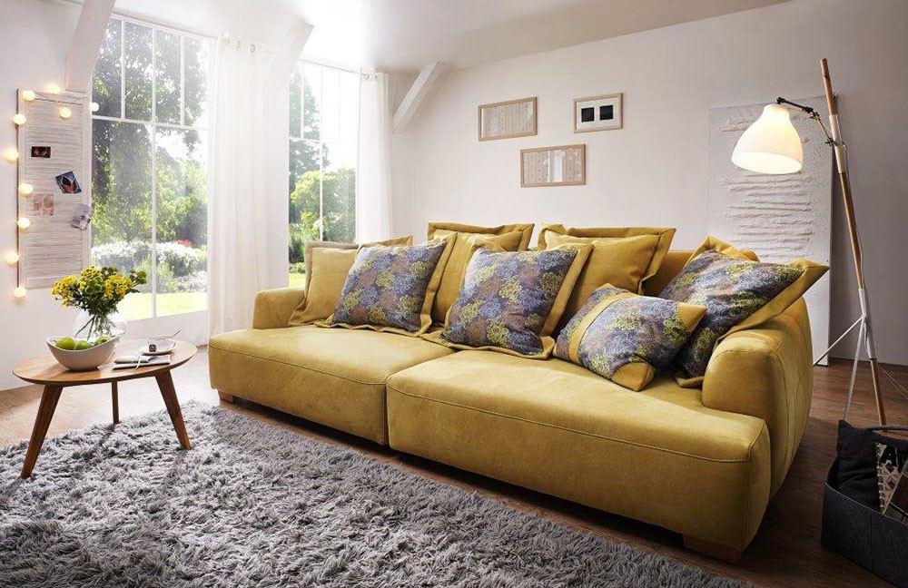 Big Sofas - Komfort im XXL-Format