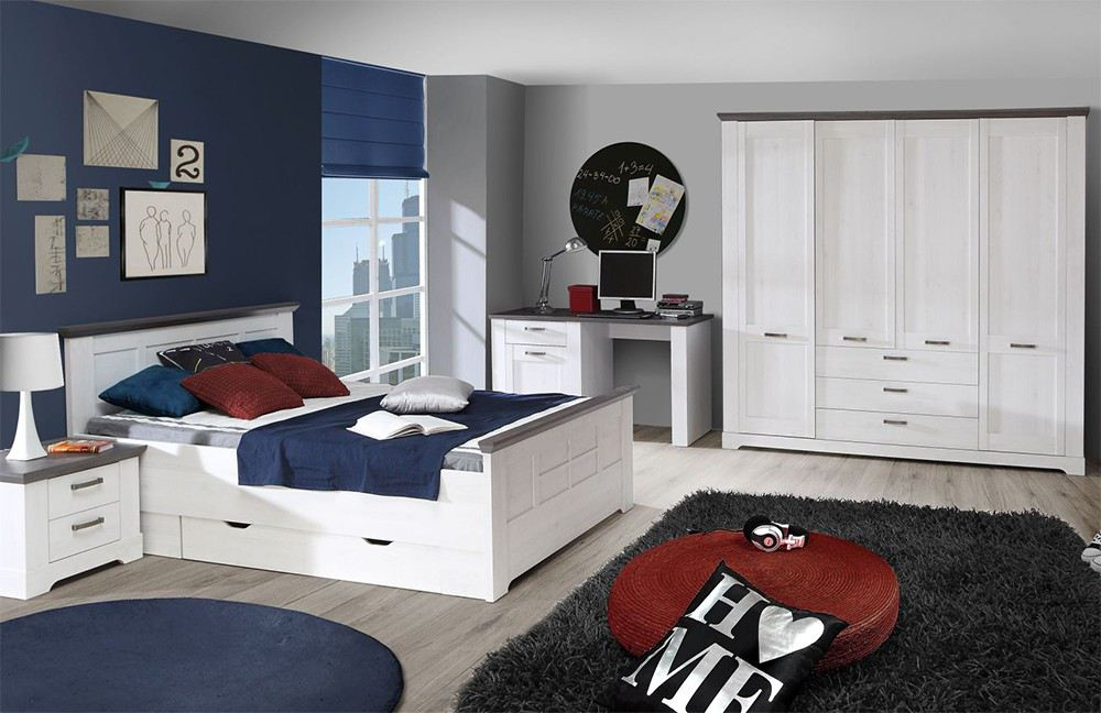 4 einrichtungstipps f r das jugendzimmer online m bel. Black Bedroom Furniture Sets. Home Design Ideas