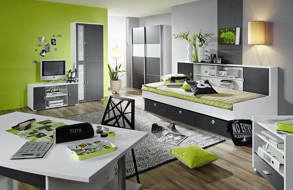 4 einrichtungstipps f r das jugendzimmer online m bel magazin. Black Bedroom Furniture Sets. Home Design Ideas
