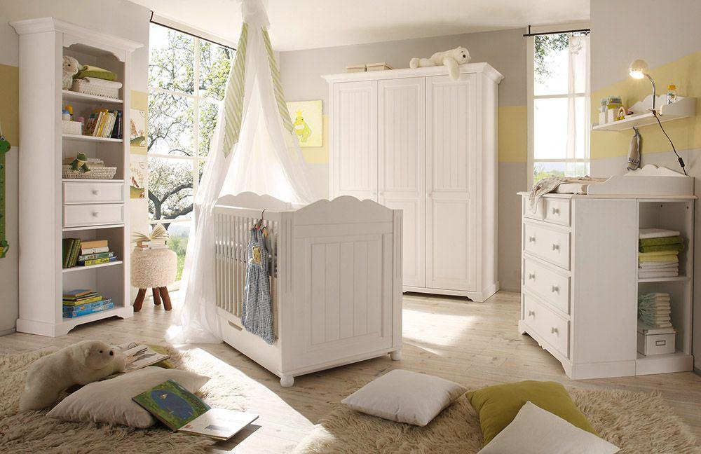 Babyzimmer Cinderella Premium von Begabino