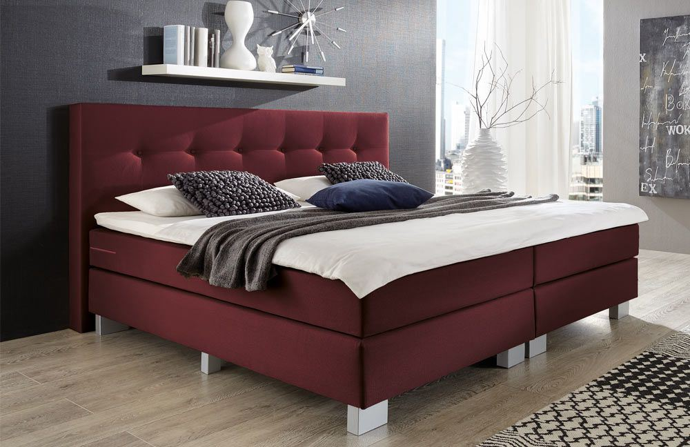 das zuhause liebevoll in rot einrichten online m bel magazin. Black Bedroom Furniture Sets. Home Design Ideas