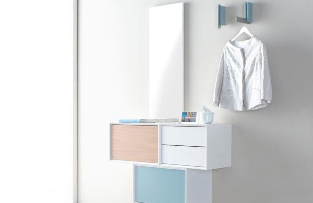 Garderobe MODO 19 von Sudbrock
