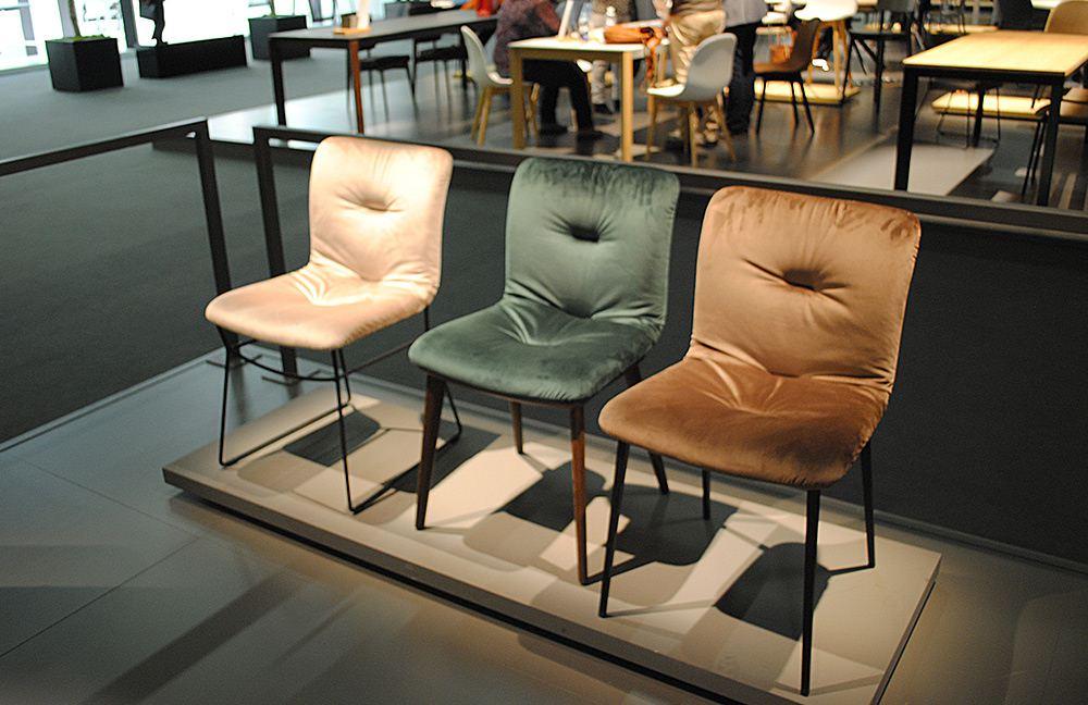 Stühle von connubia by calligaris