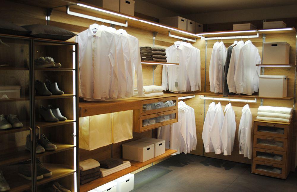 Kleiderschrank-System von Wöstmann