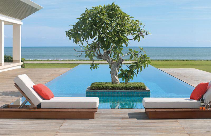 La Villa von MBM - geteiltes Daybed aus Resysta