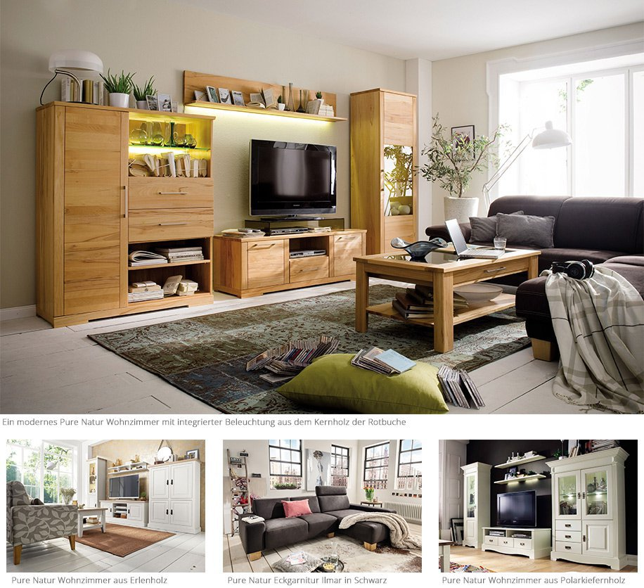 pure natur m bel aus edlem holz online m bel magazin. Black Bedroom Furniture Sets. Home Design Ideas