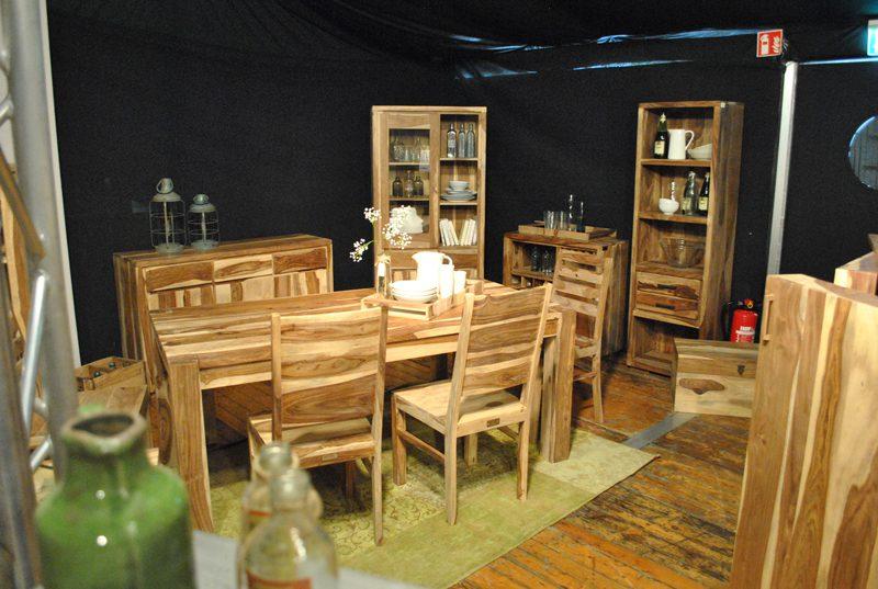 Ethno-Möbel aus der Serie MCArt Wood