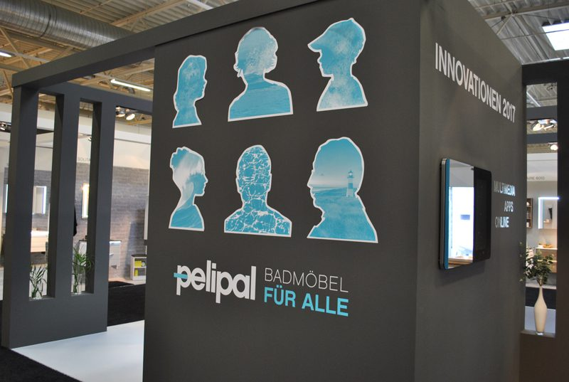 Messestand Pelipal