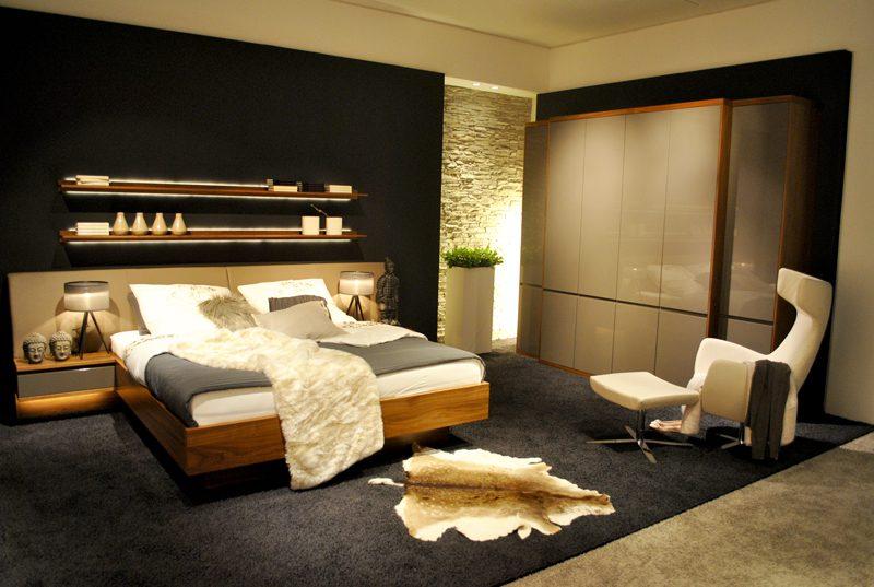 gemütliches Rietberger Schlafzimmer