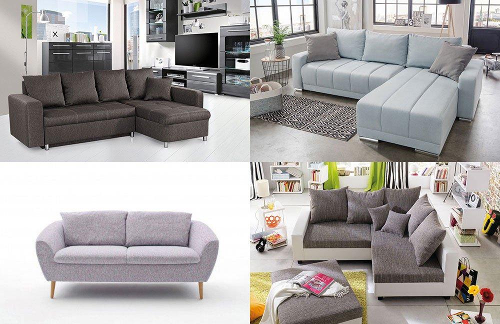 Günstige Sofas unter 650 Euro | Online Möbel Magazin