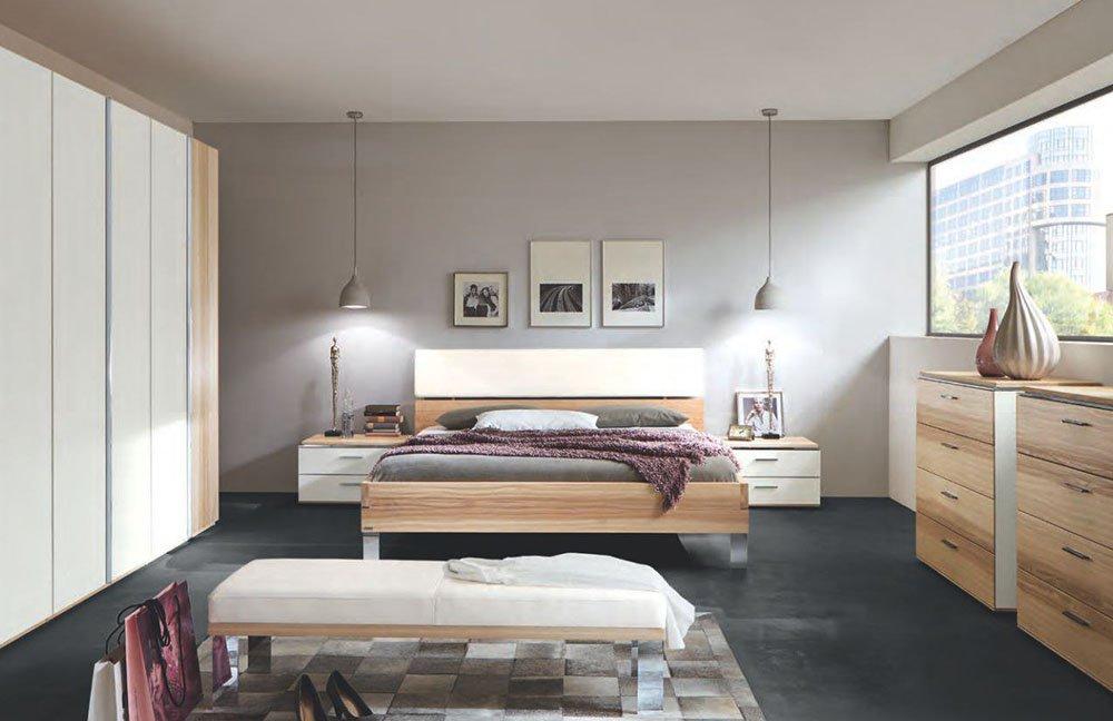 Superb Schlafzimmer Garnitur #5: Mit Einer Schlafzimmergarnitur Clever Einrichten