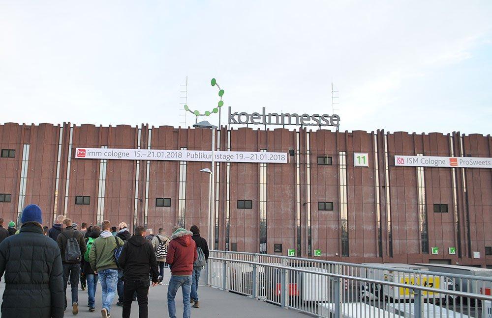 IMM Cologne Kölnmesse