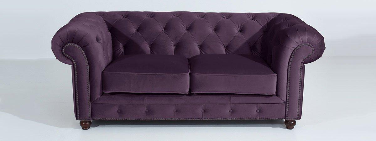 Max Winzer Einzelsofa Orleans Pantone Ultra Violett