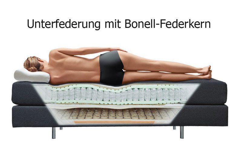 Femira Bonell-Federkern-Unterfederung
