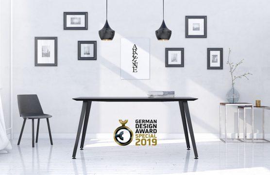 Schreibtisch C2H4 von ARCZINE