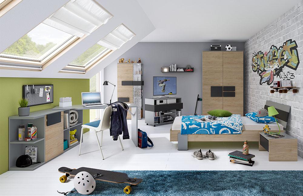 Jugendzimmer change.plus von Röhr-Bush
