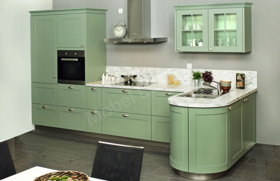 grüne Küche Schüller Titelbild