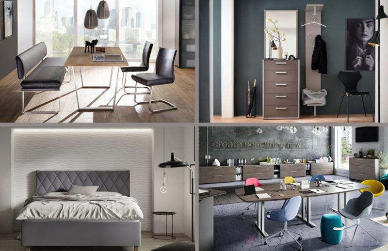 Möbel für jeden Wohnbereich