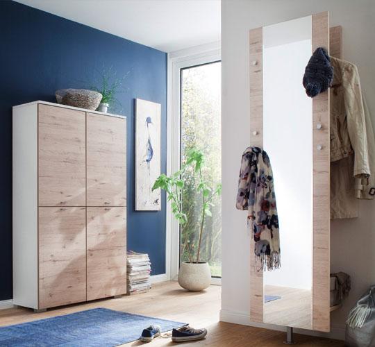 Wittenbreder Garderobe Multi Color Una