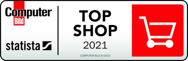 Siegel TOP SHOP 2021