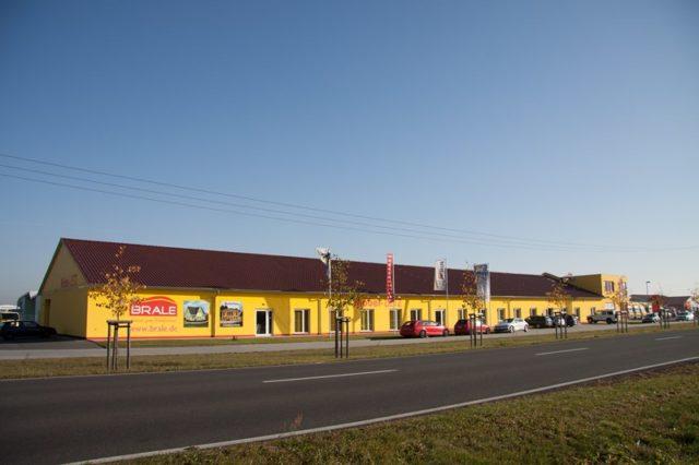 Möbel Letz | Firmensitz 2014